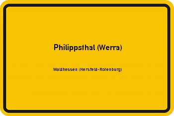 Nachbarrecht in Philippsthal (Werra)
