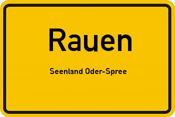 Nachbarschaftsrecht in Rauen