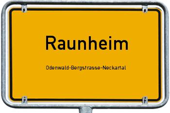Nachbarrecht in Raunheim