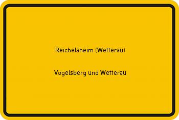 Nachbarrecht in Reichelsheim (Wetterau)