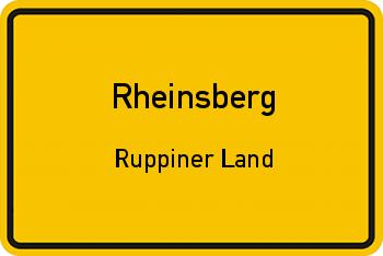 Nachbarschaftsrecht in Rheinsberg