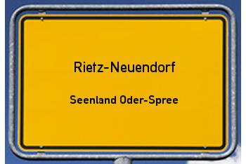 Nachbarschaftsrecht in Rietz-Neuendorf