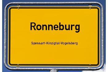 Nachbarschaftsrecht in Ronneburg