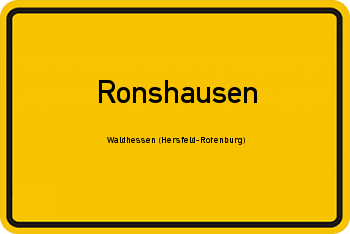 Nachbarrecht in Ronshausen
