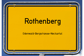 Nachbarrecht in Rothenberg