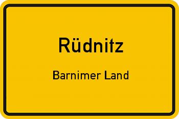 Nachbarschaftsrecht in Rüdnitz