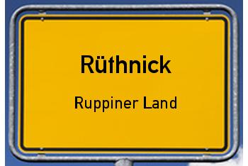 Nachbarschaftsrecht in Rüthnick
