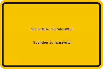 Nachbarrecht in Schönau im Schwarzwald