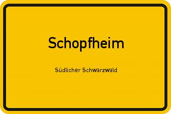 Nachbarschaftsrecht in Schopfheim
