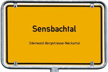 Nachbarschaftsrecht in Sensbachtal