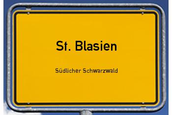 Nachbarschaftsrecht in St. Blasien