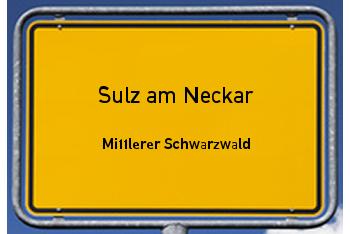 Nachbarschaftsrecht in Sulz am Neckar