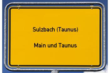 Nachbarrecht in Sulzbach (Taunus)