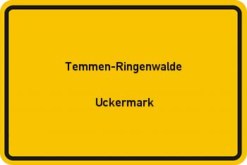 Nachbarschaftsrecht in Temmen-Ringenwalde