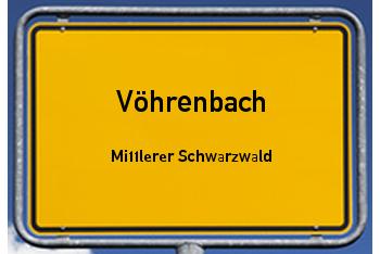 Nachbarschaftsrecht in Vöhrenbach