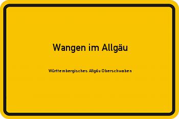 Nachbarschaftsrecht in Wangen im Allgäu