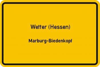 Nachbarschaftsrecht in Wetter (Hessen)