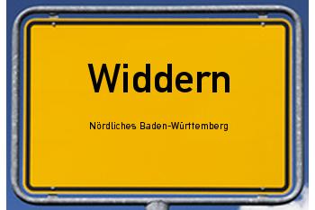 Nachbarschaftsrecht in Widdern