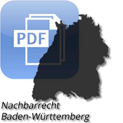 Gesetz über das Nachbarrecht - Baden-Württemberg